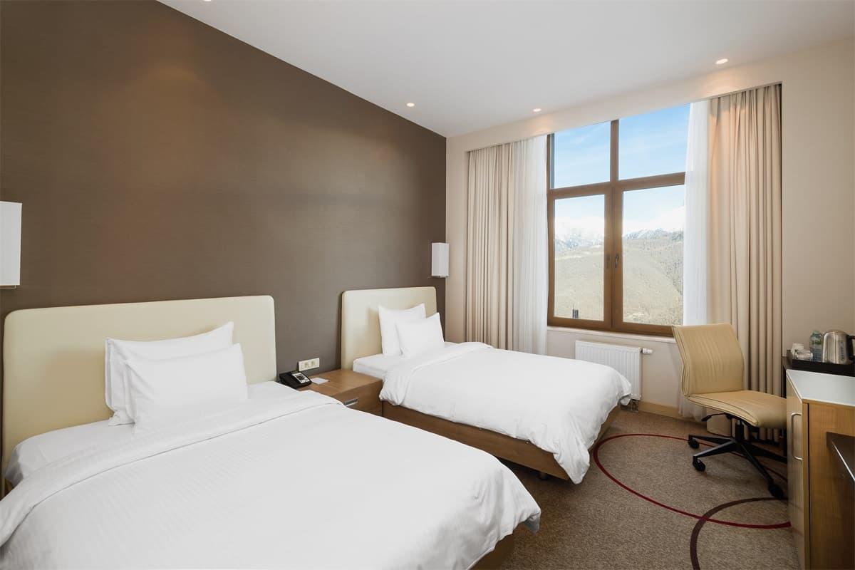 горки панорама отель красная поляна фото места